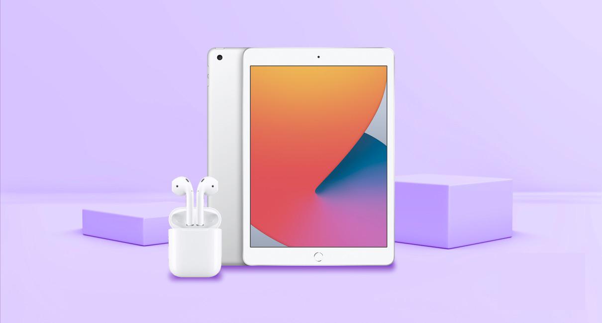iPad & Airpods
