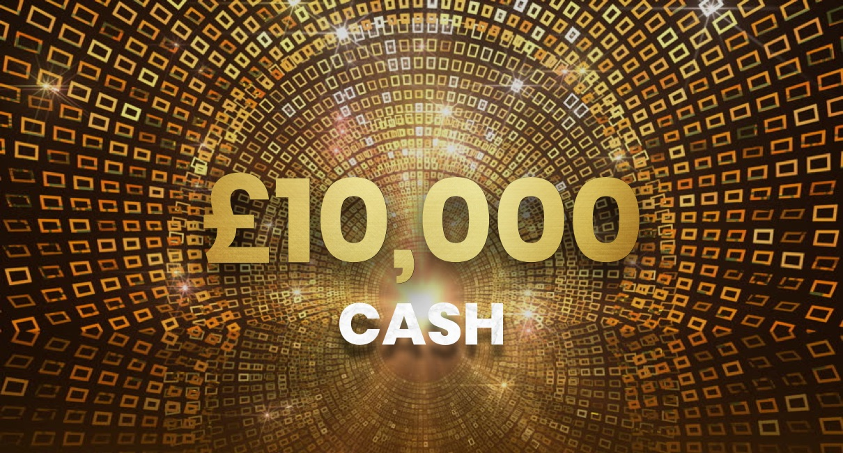 Win a Luxury Car and €10,000 in Cash Prizes