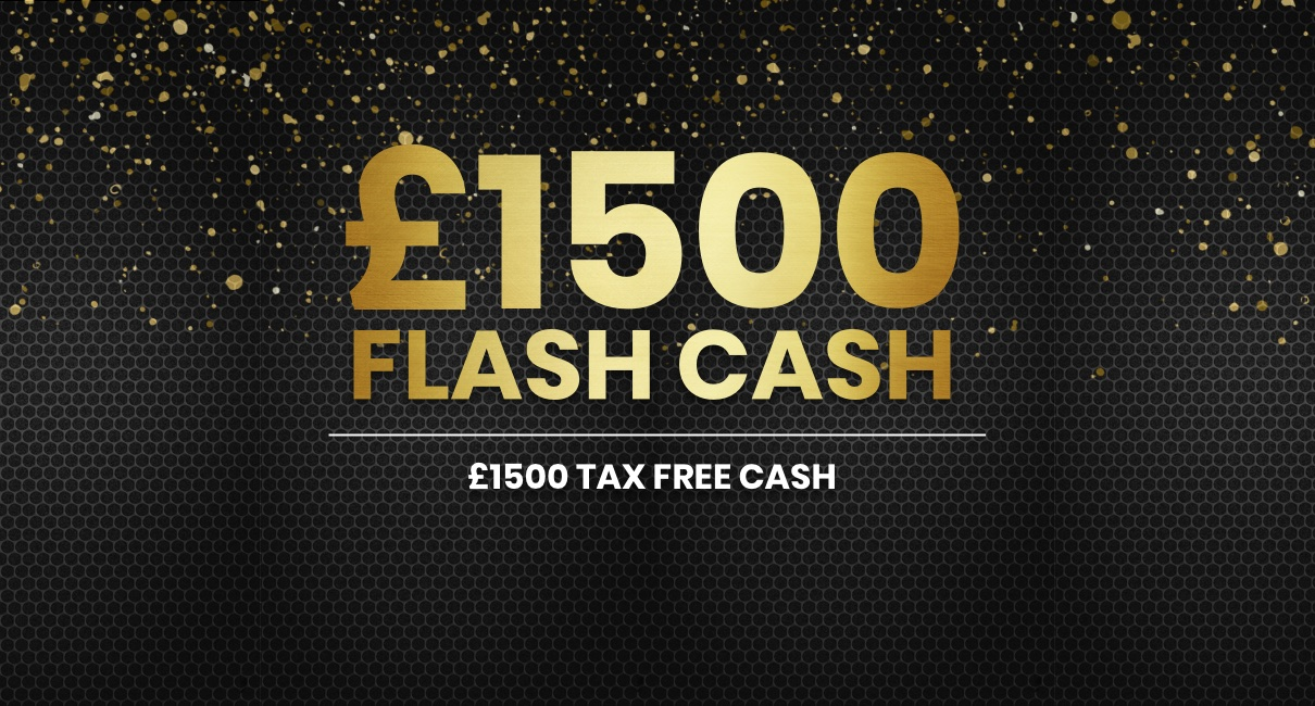 £1500 Flash Cash
