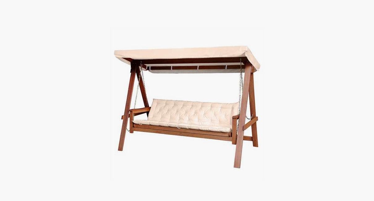 Garden Swing Bed