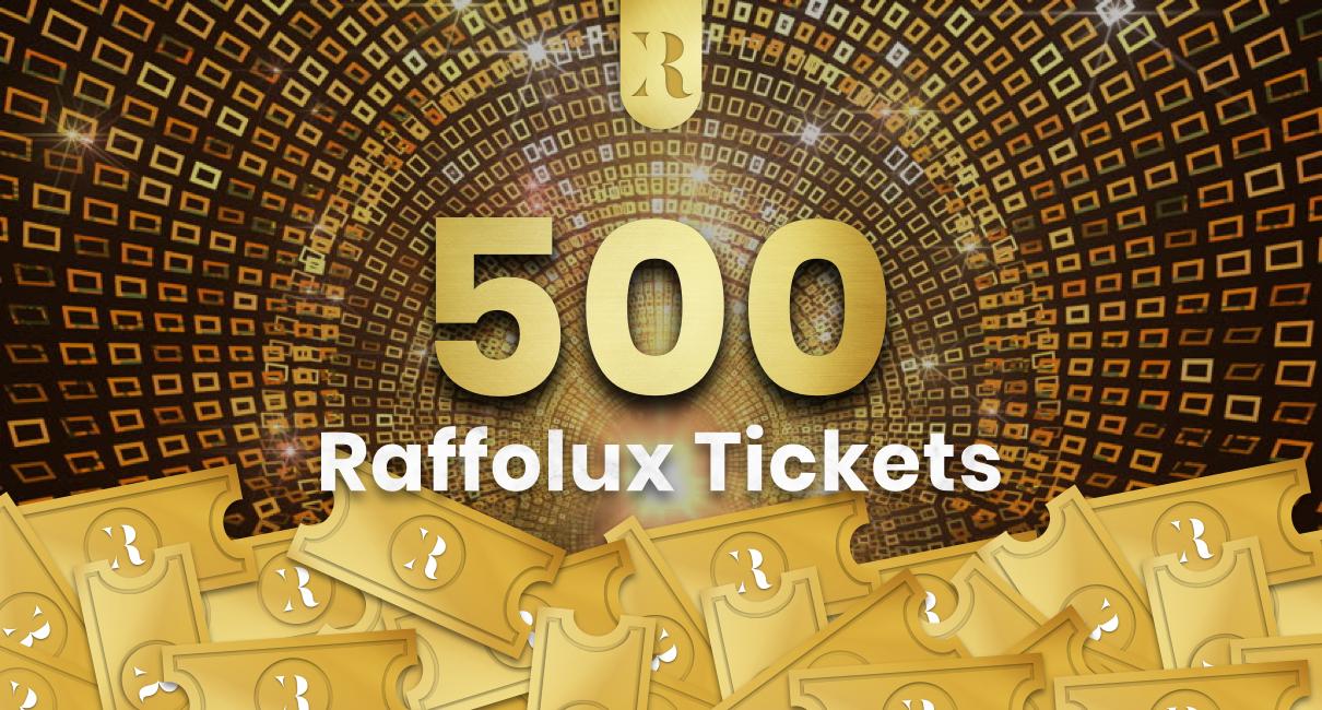 500 Tickets