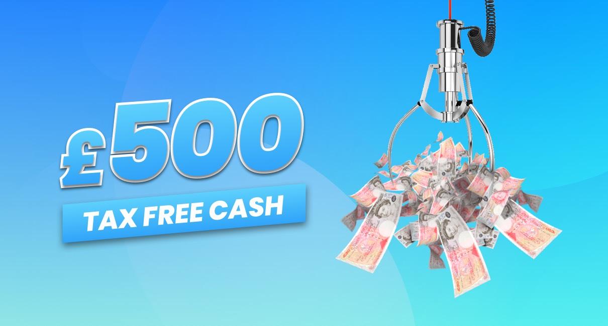 500 CASH