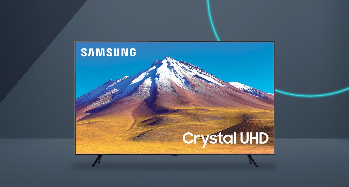 "Win a 75"" Samsung 4K Ultra HD Smart TV"