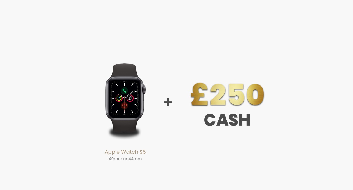 Apple Watch and £250