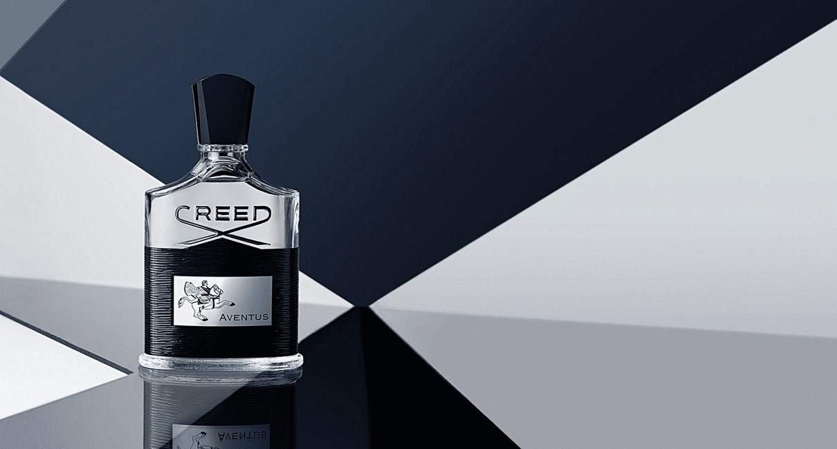The bestselling men's fragrance in the history of the House of Creed