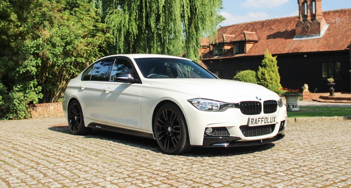 Win a BMW 320i M Sport