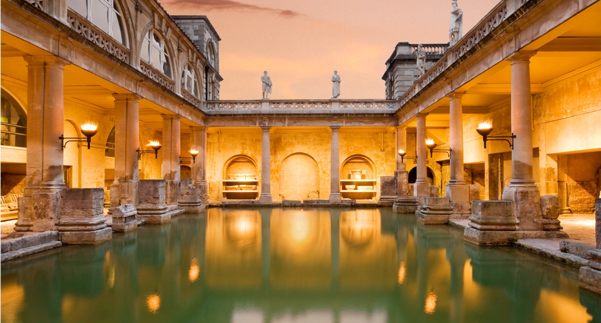 Bath Tour for 2