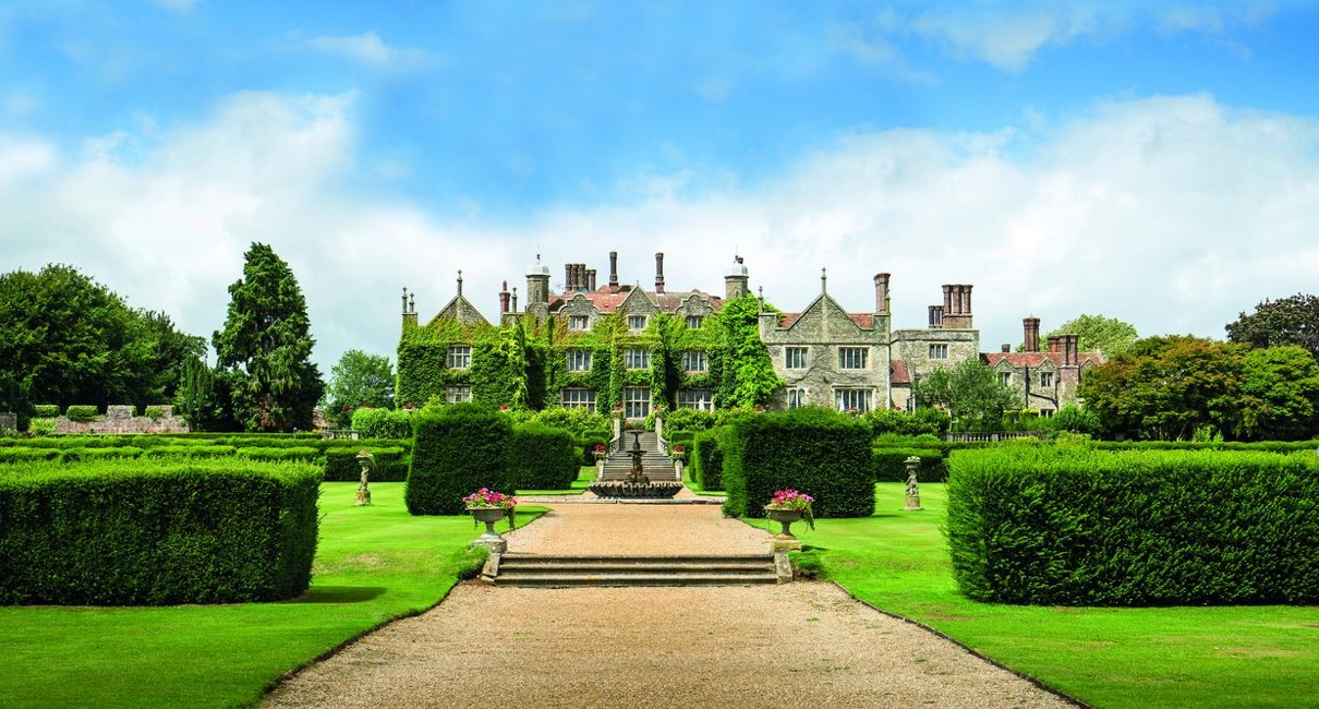 Champneys Spa Eastwell Manor, Kent