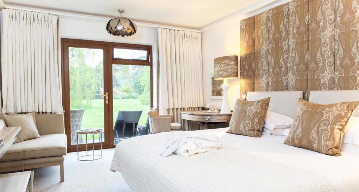 Champneys Tring bedroom