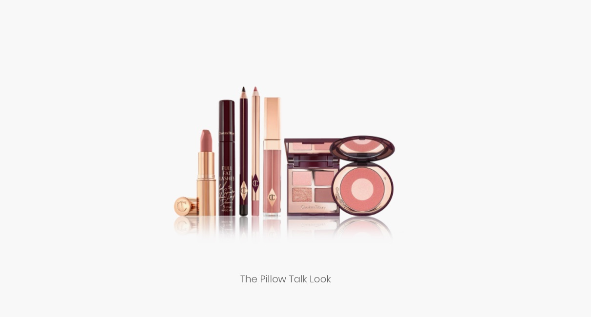 Charlotte Tilbury Pillow Talk set