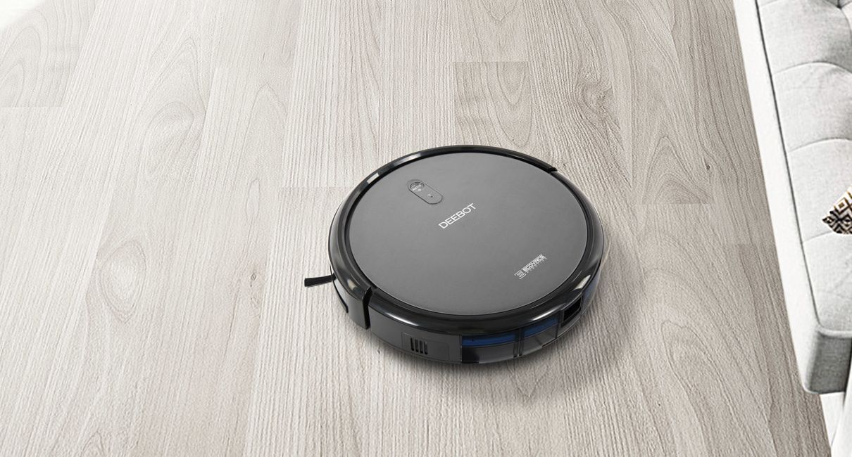 Robot Vacuum Cleaning