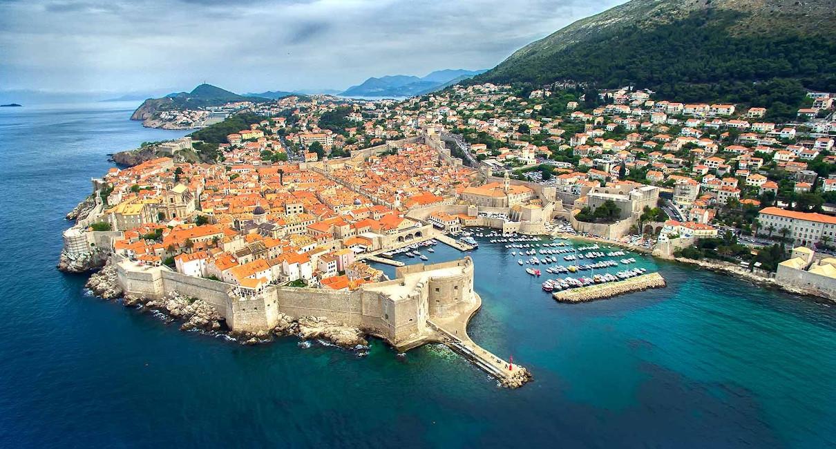 Luxury Croatian Stay For Two