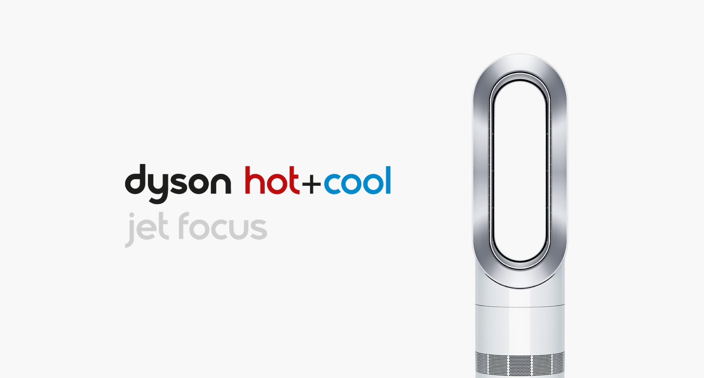 Dyson Hot and Cool fan
