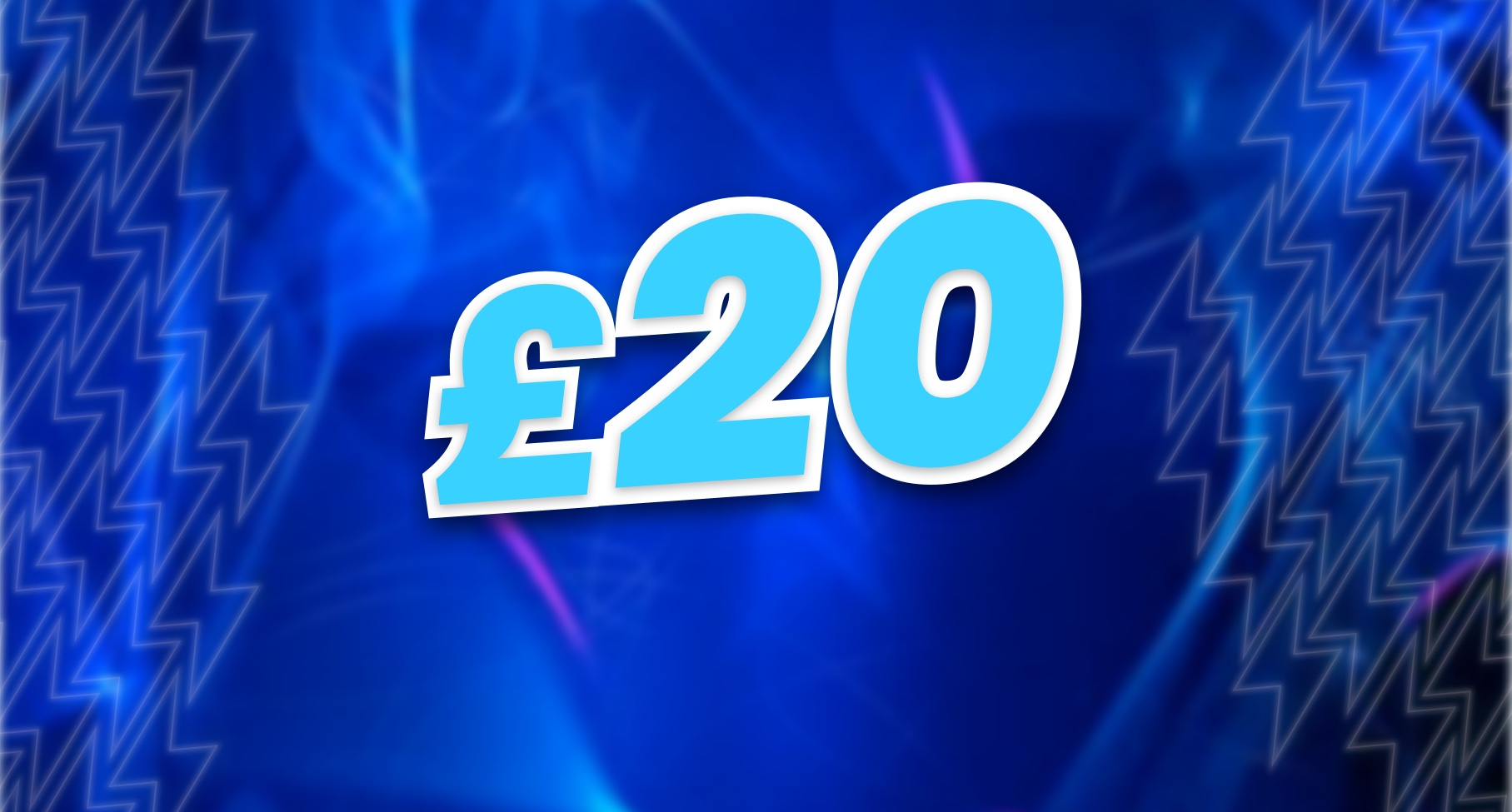 Flash Cash £20