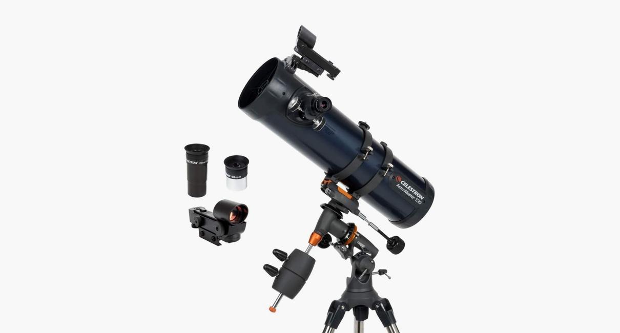 Celestron 31045 AstroMaster 130EQ Telescope