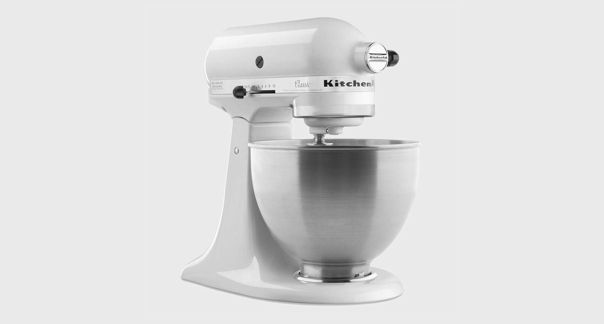 KitchenAid Classic 4.3L Tilt-Head Stand Mixer