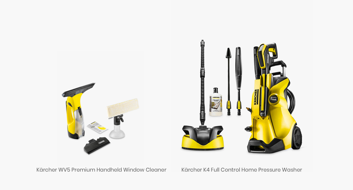 Karcher Home Cleaning