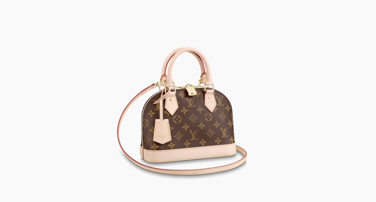 Louis Vuitton Alama BB