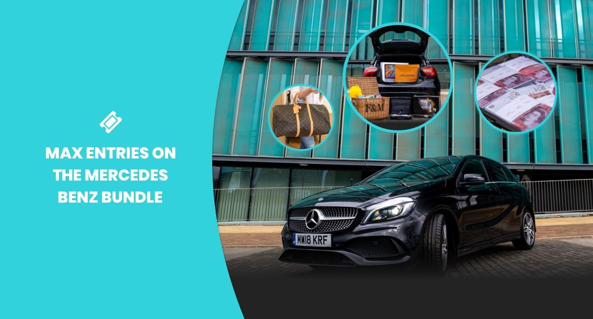 Mercedes Max Entries