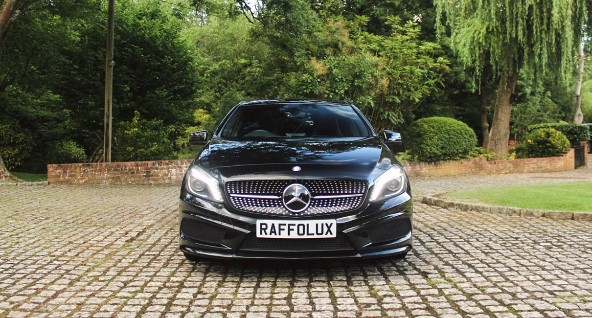 Win this Mercedes A220 Night Edition