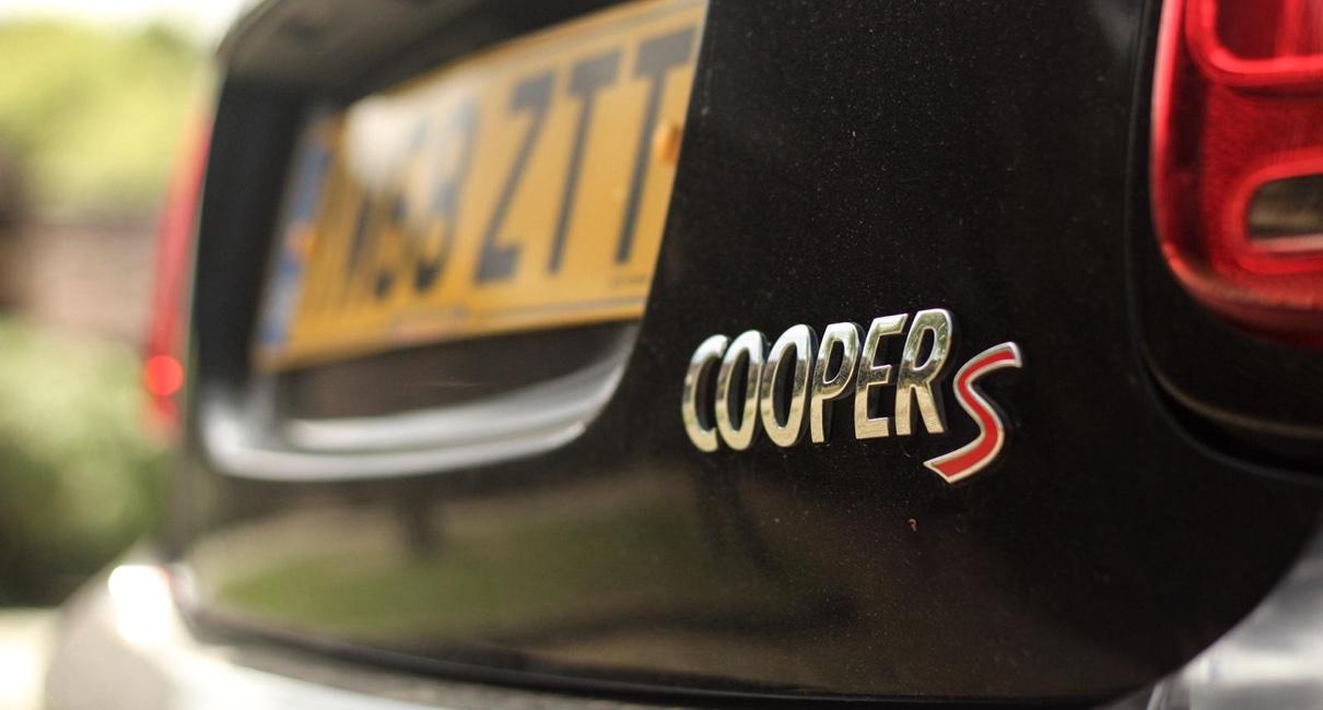 Mini Cooper JCW
