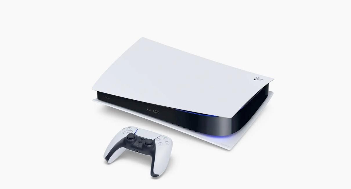 PS5 White