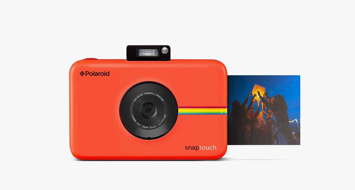 Polaroid Instant Print Camera