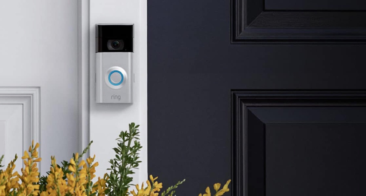 Ring Doorbell two