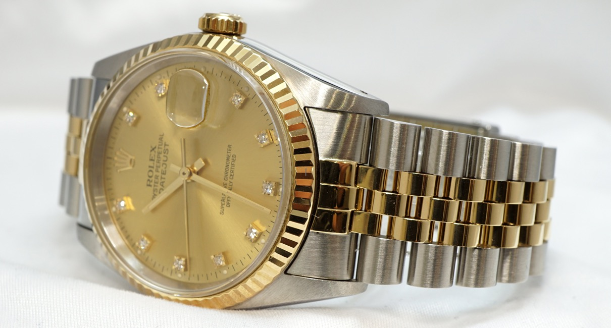 Win a Rolex Datejust