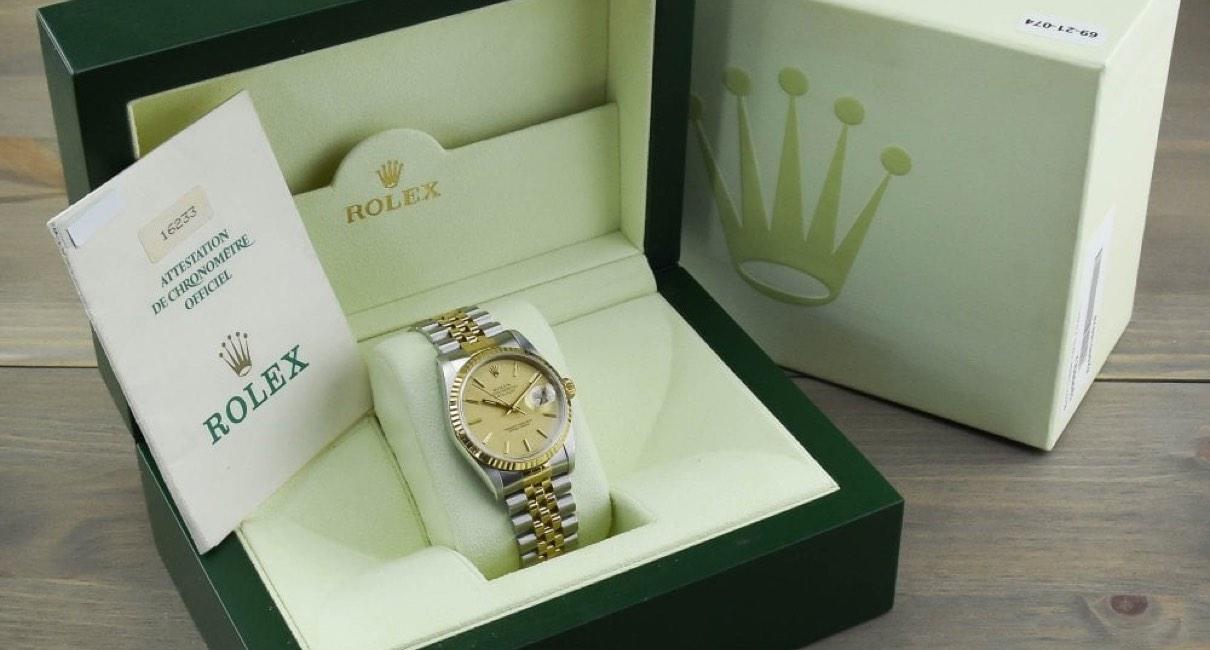 Rolex DateJust 1990