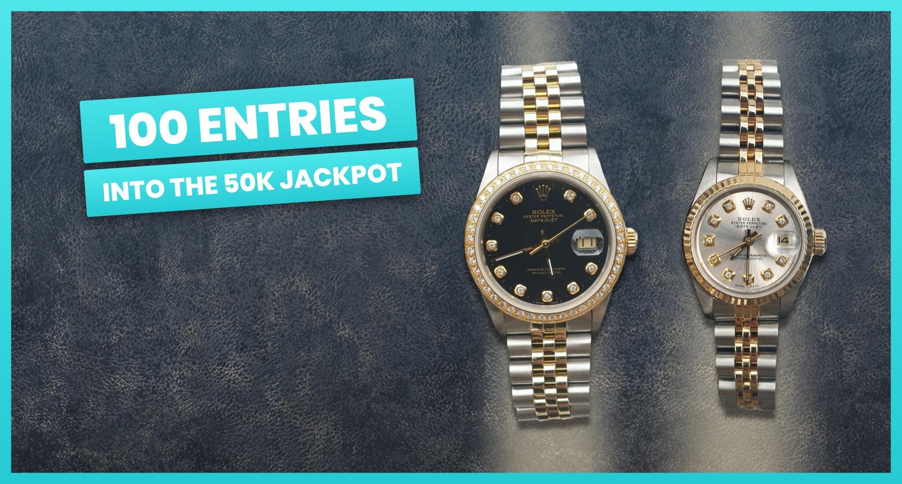 Rolex Datejust Entries