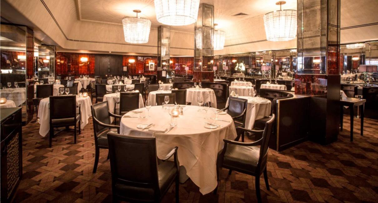 Savoy Dinner