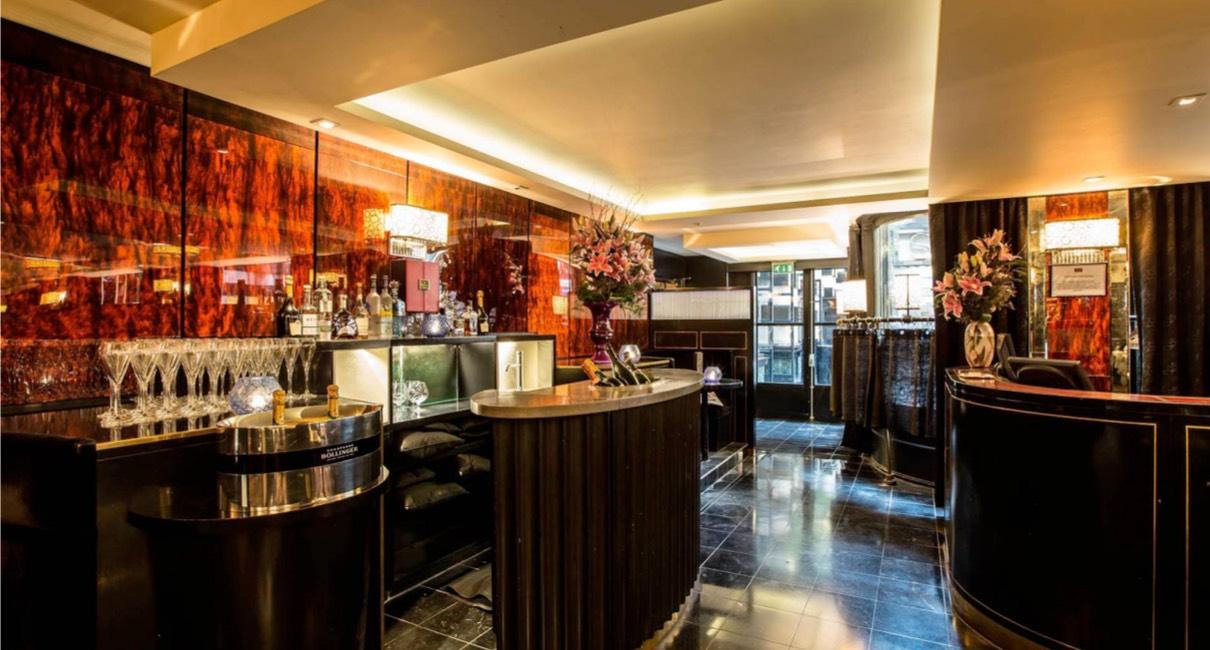 Gordon Ramsay Savoy Grill