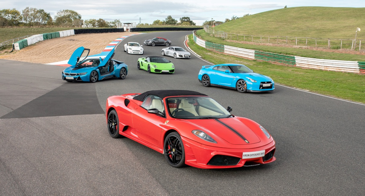 Super Car Track Day