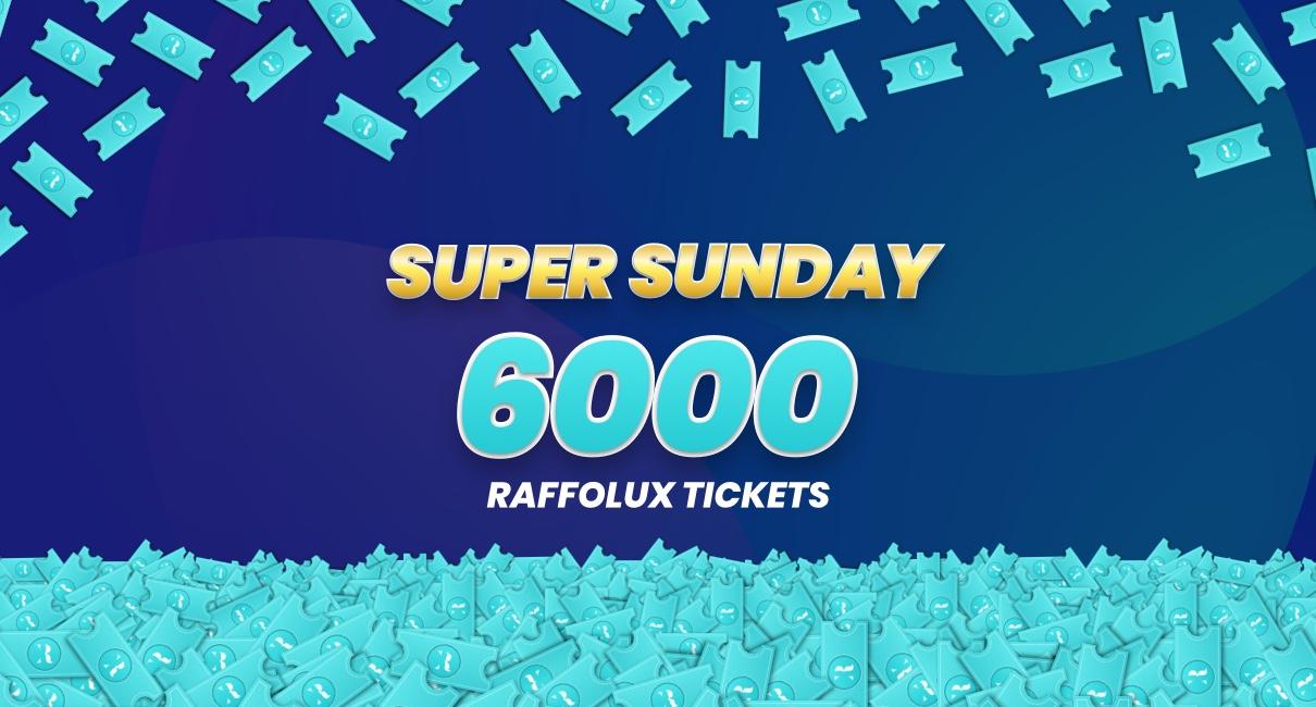 Super Sunday 6k tickets
