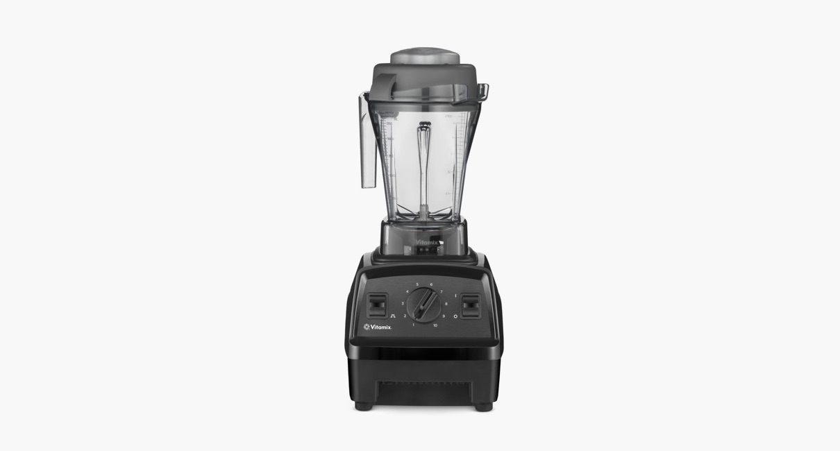 Vitamix E310 on white background