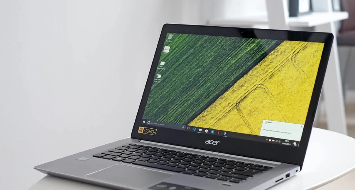 Acer Swift laptop