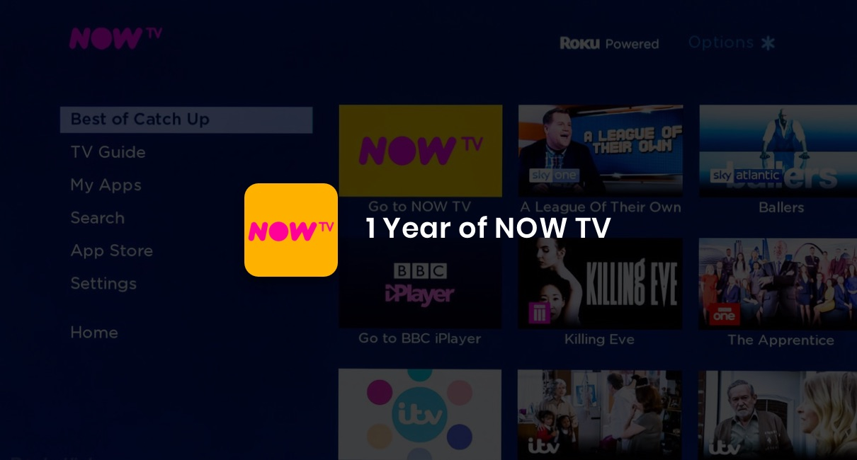 1 Year of NOW TV