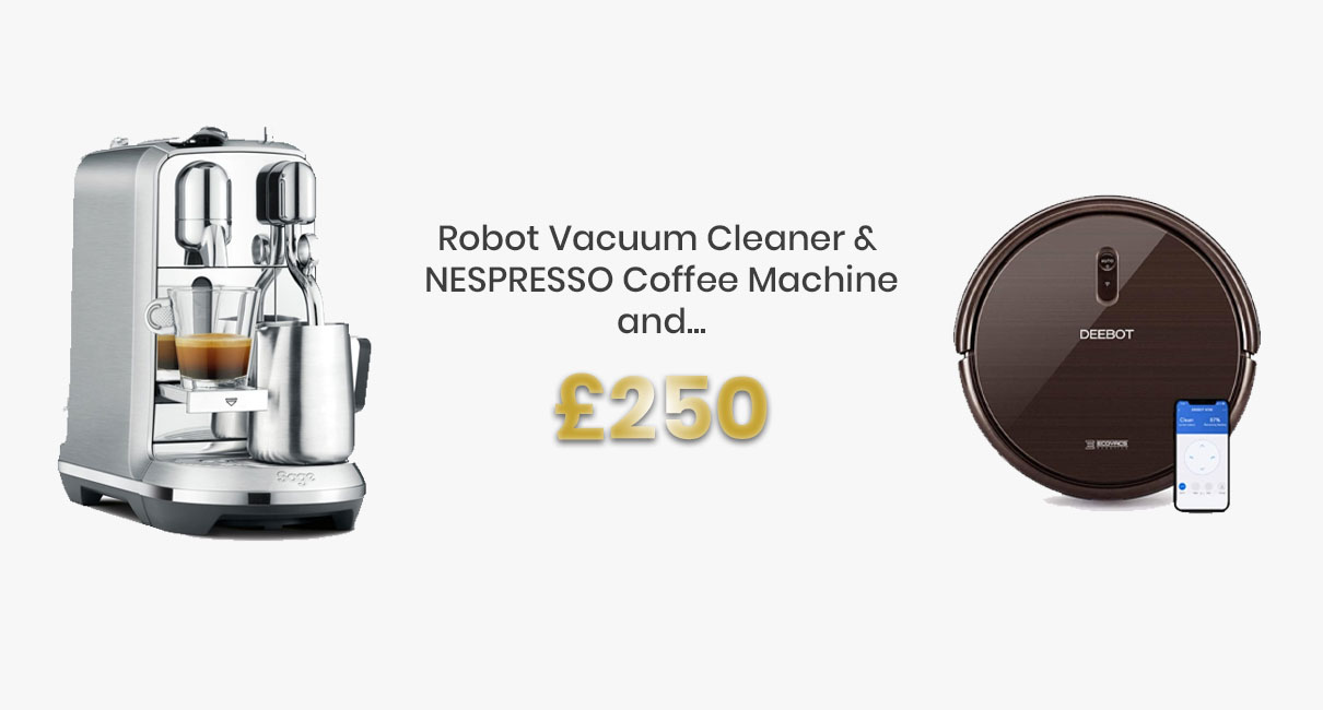 ECOVACS ROBOTICS N79S Robot Vacuum Cleaner