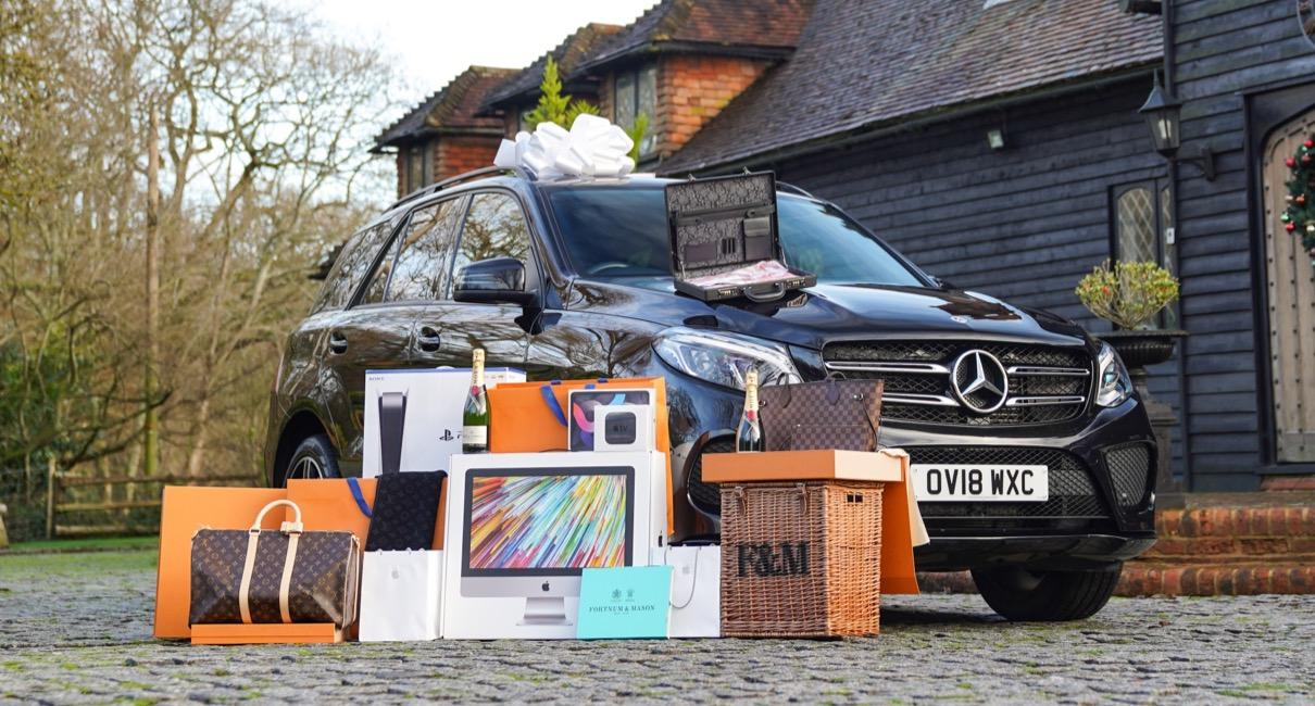 Mercedes bundle